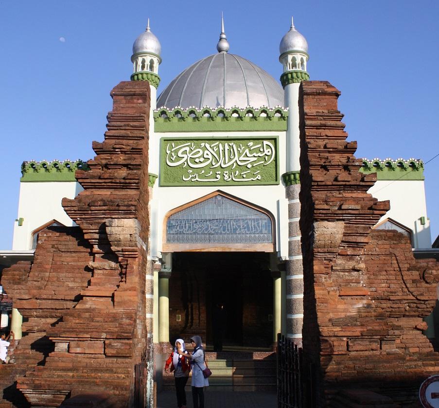 peninggalan peradaban Islam di tanah jawa