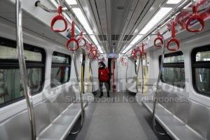 Ingat Ya Gaes, LRT Kelapa-Velodrome Sudah Beroperasi Mulai Februari 2019