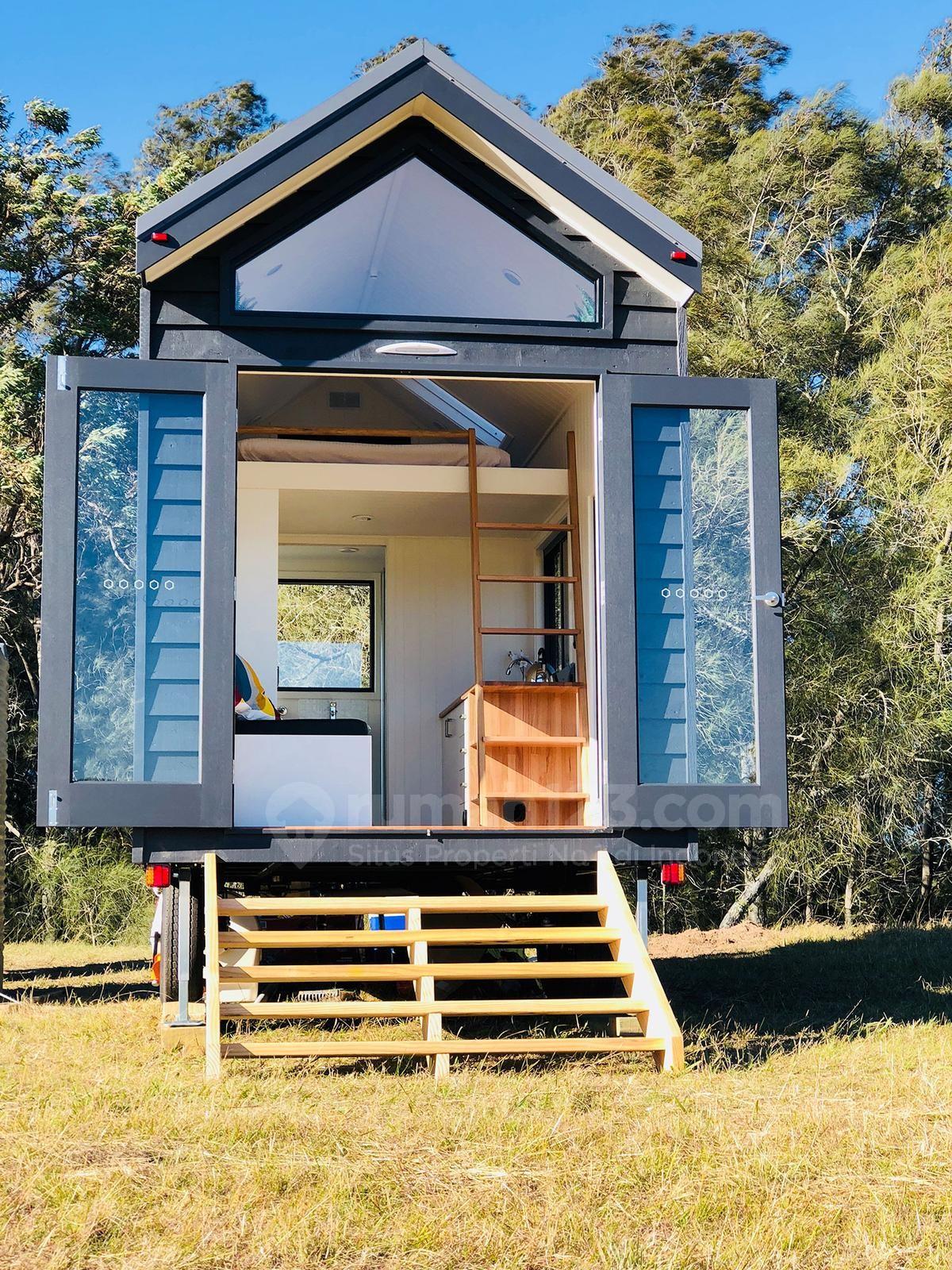 Rumah Sempit yang Bikin Kamu Kembali ke Alam