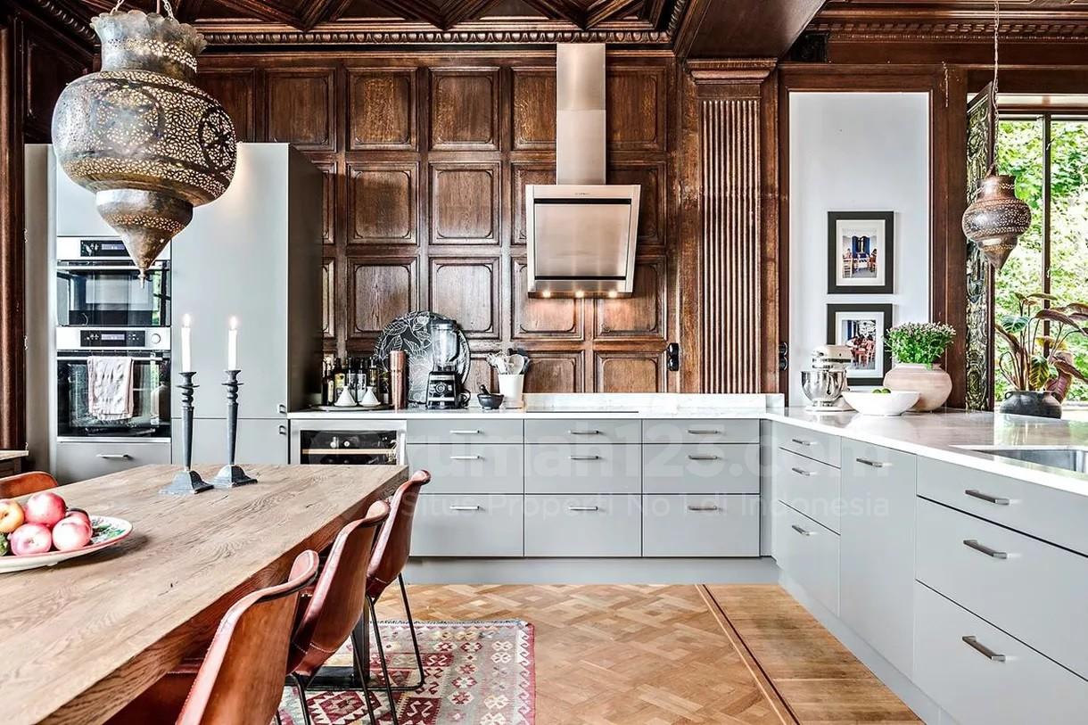 Perpaduan Sempurna Gaya Jadul Dan Desain Kekinian Rumah123 Com