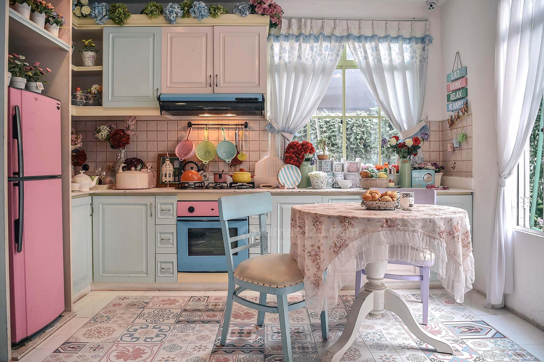 Tips Dapur Yang Nyaman Buat Masak Rumah123 Com