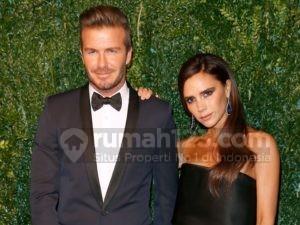 Pasangan David Beckham dan Victoria Beckham Jual Rumah Mewah di AS