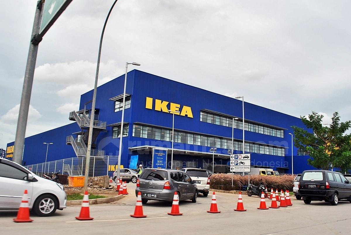 Bangun Gerai di Jakarta Garden City, IKEA Buka Toko Kedua di