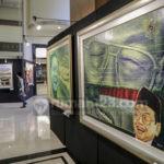 Merawat Indonesia dalam Karya Lukisan Sang Maha Guru