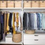 Tips Bersih Rumah: 5 Cara untuk Menyortir Pakaian di Lemari