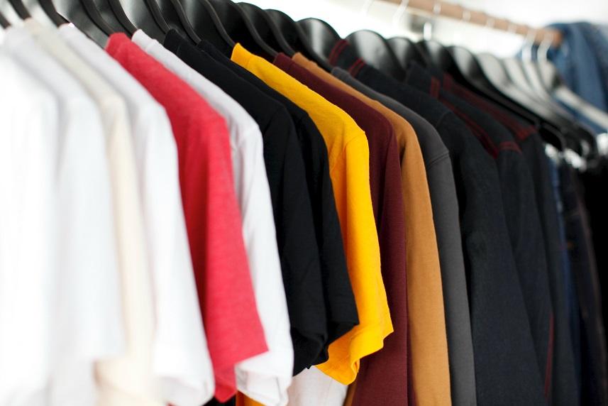 cara menyortir pakaian