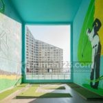 Balkon Warna Warni Jadi Tempat Bersantai yang Asyik