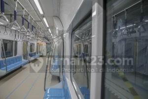 Naik MRT, Bundaran HI-Lebak Bulus Hanya 15 Menit Lho