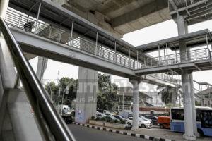 Asyik, Halte Transjakarta CSW Beroperasi Januari 2019