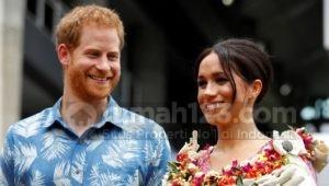 Rumah Baru Pangeran Harry dan Meghan Markle Ternyata Banyak Katak