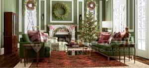 Desain Interior Ala Natal yang Terinspiransi Film Home Alone