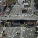 Jalan Ambles, Pemerintah Jepang Lakukan Perbaikan 1 Pekan