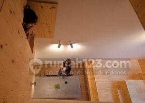 Rumah Sempit Berukuran 49,5 Meter Persegi yang Dihuni 4 Orang