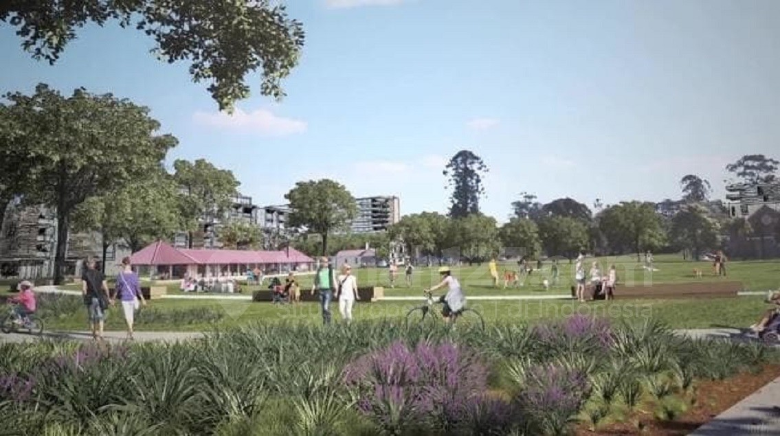 Depok Bakal Punya 60 Taman, Beli Rumah di Sini Aja Yuk