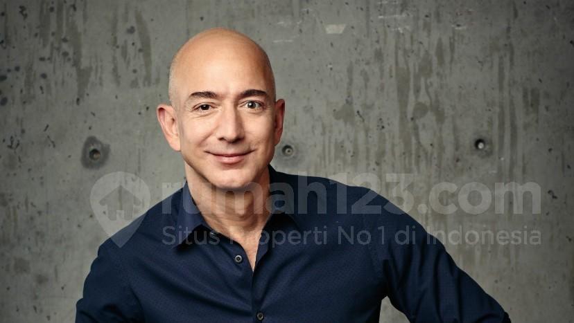 Bos Amazon Jeff Bezos Punya Kekayaan Rp1.937 Triliun, Truz Rumahnya Ada Berapa