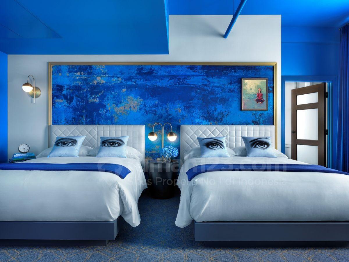Tamu Hotel Ini Bisa Memilih Kamar Berdasarkan Tingkat Baper