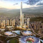 Mau Tahu Gedung Tertinggi di China yang Menjulang 700 Meter? Ini Penampakannya