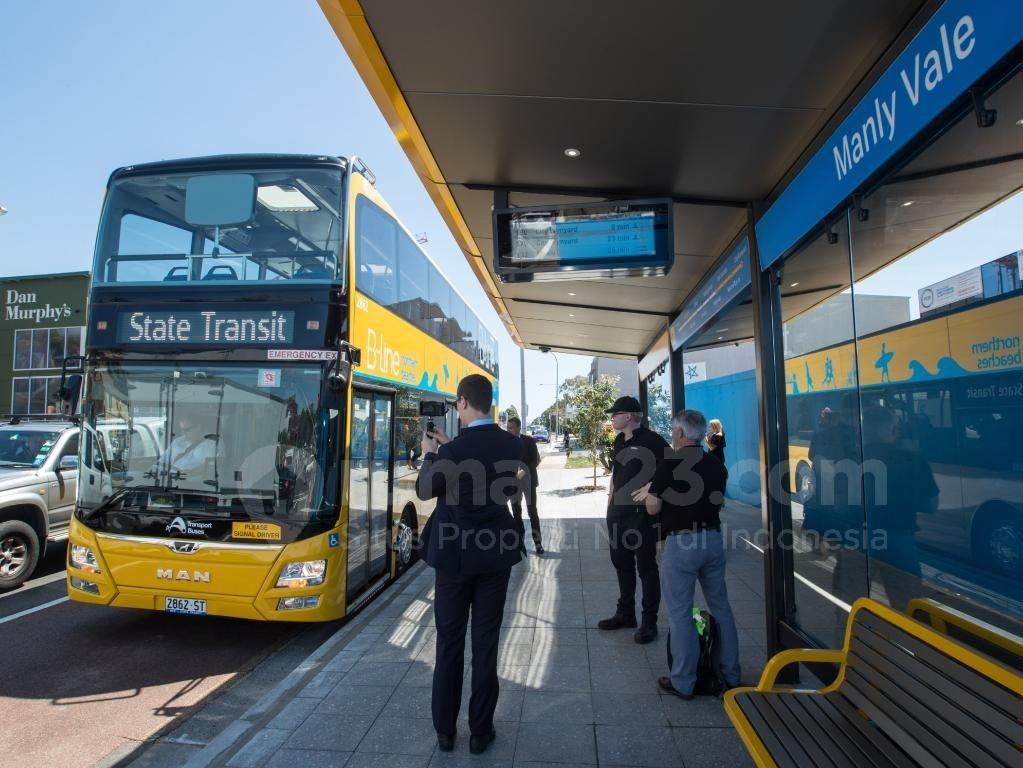 Semakin Banyak Bus yang Terintegrasi Jak Lingko, Ga Usah Gengsi Naik Transportasi Massal