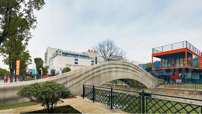 Wow, Ini Dia Jembatan Cetakan 3D Print Terpanjang di Dunia