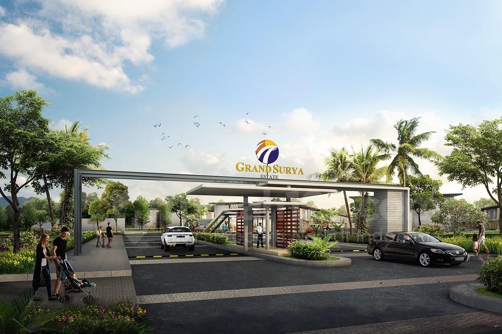 Grand Surya Estate Bekasi Bidik Keluarga Muda dan Kaum Profesional