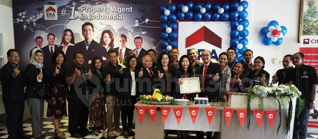 Penerima President Award 2018, ERA Viva Meresmikan Kantor Terbaru