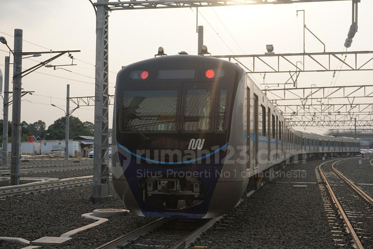 Presiden Akan Resmikan MRT Jakarta Pada 24 Maret, Akhirnya Ya Gaes