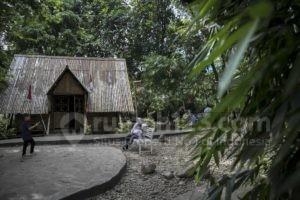 Taman Bambu Tangerang, Taman Tematik Penuh Kreativitas