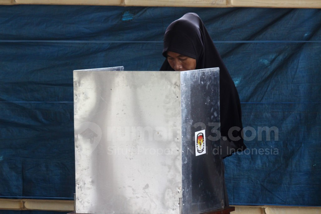 tata cara pencoblosan pemilu 2019 - Rumah123.com