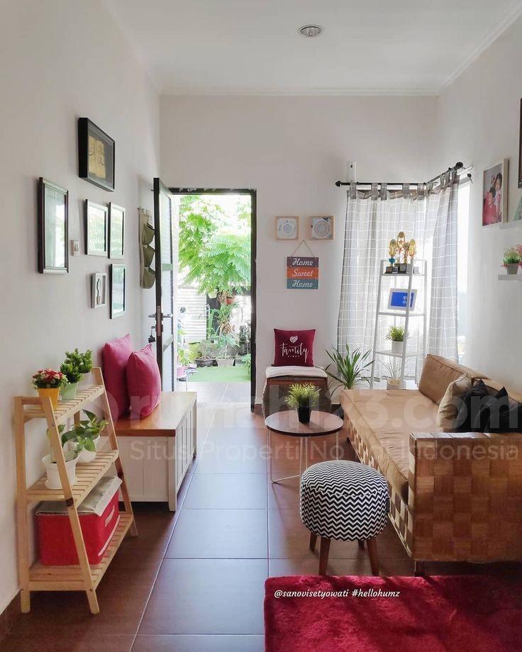 7 Desain Ruang Tamu Kekinian Ini Pas Banget Buat Rumah Mungil Minimalis Rumah123 Com
