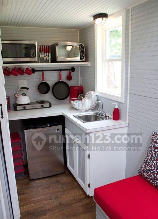 desain dapur - rumah123.com