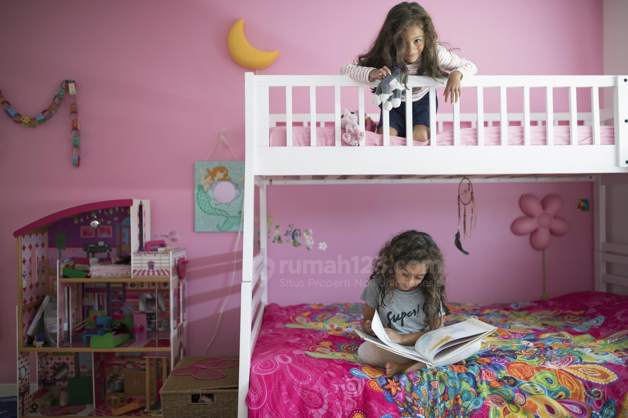 Para Orang Tua Ini 10 Desain Kamar Anak Yang Bikin Mereka Betah Di Rumah Rumah123 Com