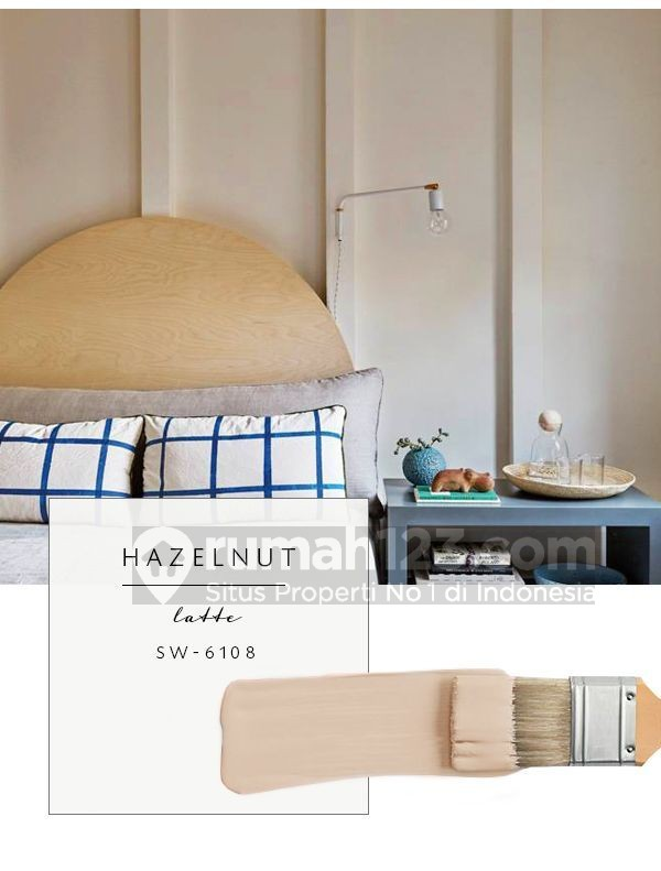 warna interior rumah - rumah123.com