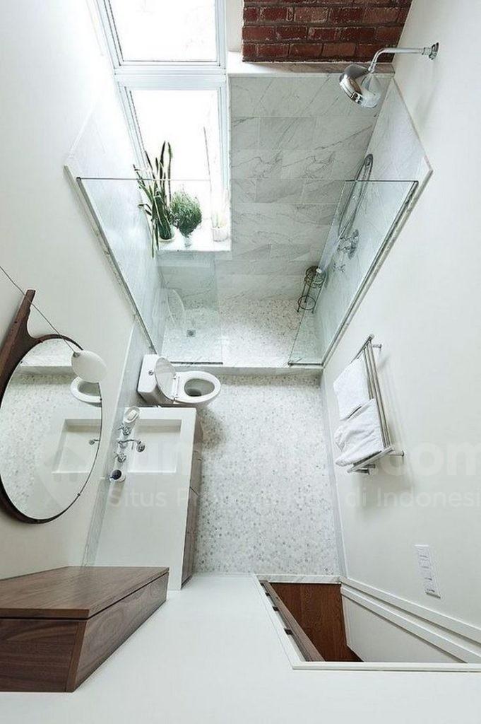 Kamar Mandi Kecil 2x2 Meter Persegi Bisa Terlihat Mewah Dengan 10 Desain Ini Rumah123 Com