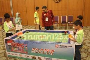 Fokus Kembangkan Smart Digital City, Sinar Mas Land Gelar Kompetisi Robotik