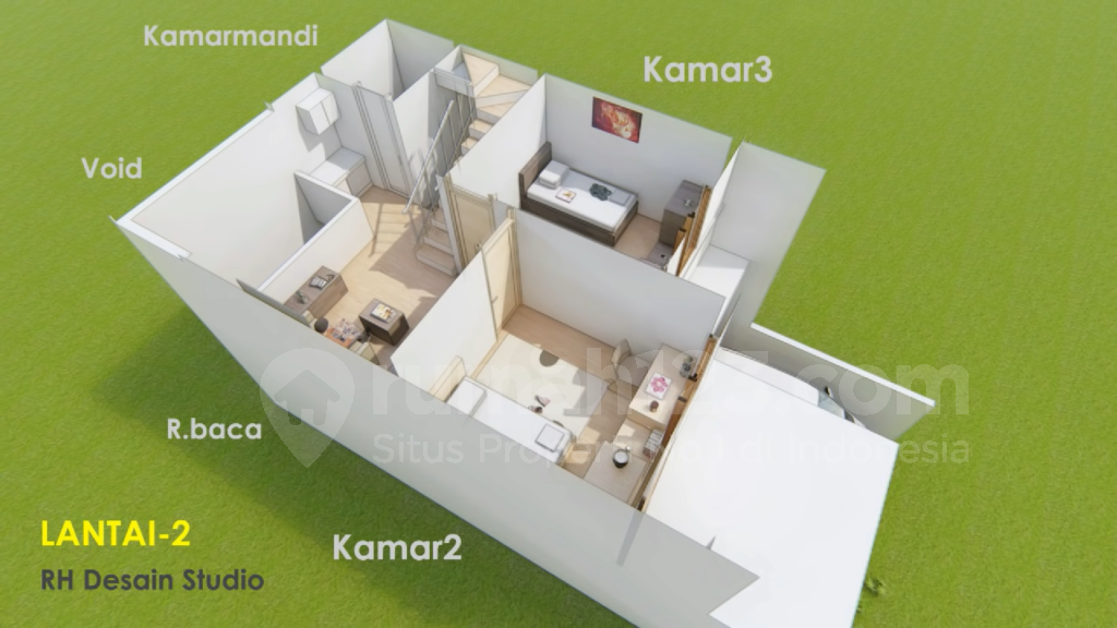 tipe rumah 36 - rumah123.com