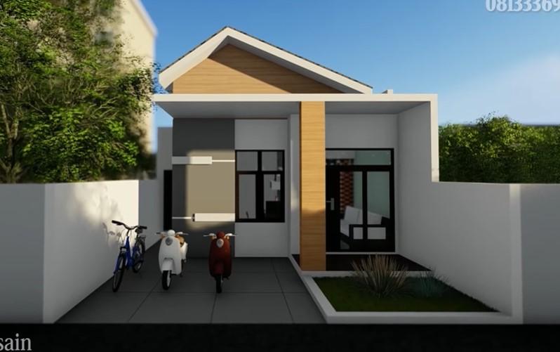 Inspirasi Denah Rumah Minimalis Type 36 Dengan 3 Kamar Rumah123 Com