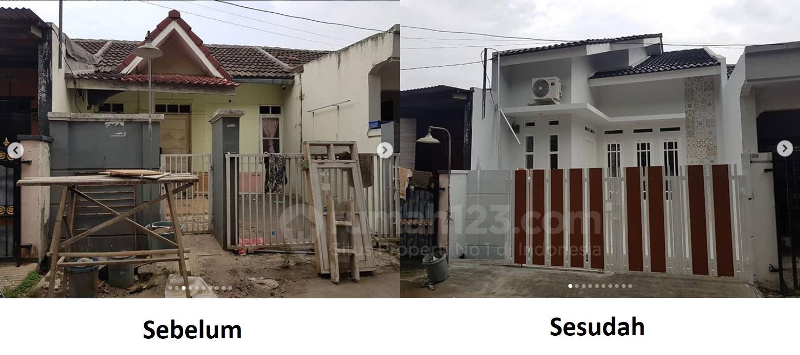 renovasi rumah - rumah123.com