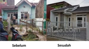 9 Gambar Sebelum dan Sesudah Renovasi Rumah Ini Bikin Ngiler!