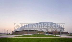 Stadion Untuk Piala Dunia 2022 Qatar Ini Mirip Perahu Layar