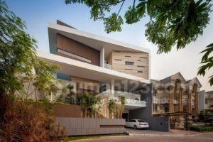 9 Desain Rumah Mewah Nan Unik Karya Arsitek Indonesia