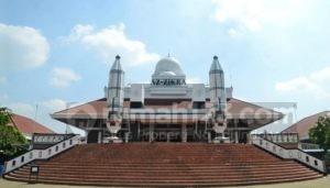 Megahnya Masjid Az-Zikra, Tempat Berdakwah Mendiang Ustaz Arifin Ilham