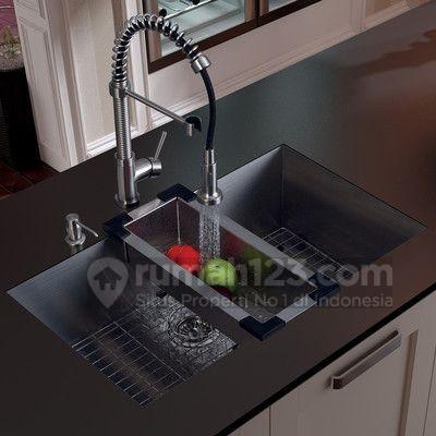 wastafel cuci piring - rumah123.com