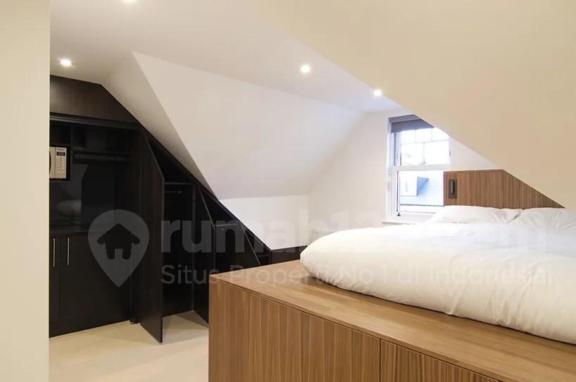 Apartemen Studio- Rumah123.com