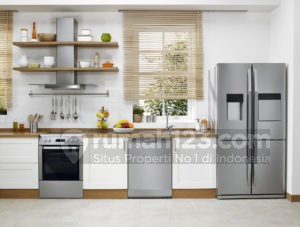 5 Desain Kitchen Set yang Bikin Dapur Kecil Tampak Luas