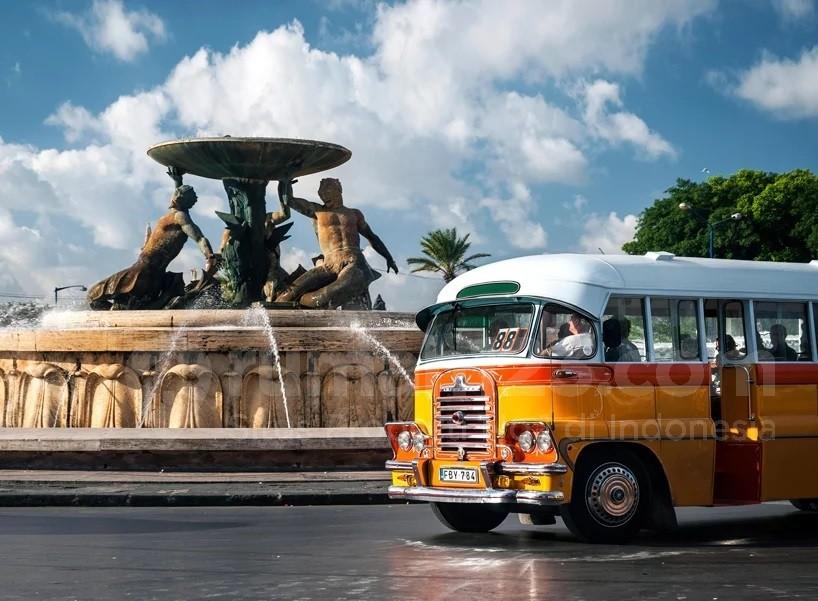 Bus Listrik- Rumah123.com