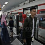 LRT Jakarta Kembali Lakukan Uji Publik Sebelum Beroperasi Secara Komersial