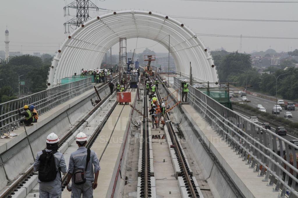 Ada Proyek LRT Jabodebek, Jalan Setiabudi Tengah Ditutup Hingga September 2020