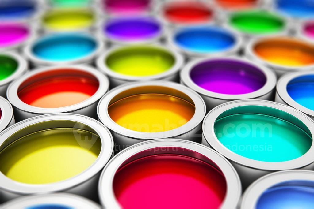 warna cat - rumah123.com