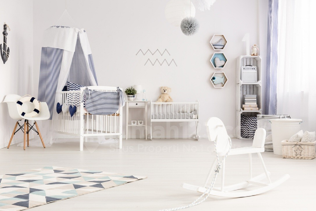 Tips Dekorasi Kamar Bayi- Rumah123.com