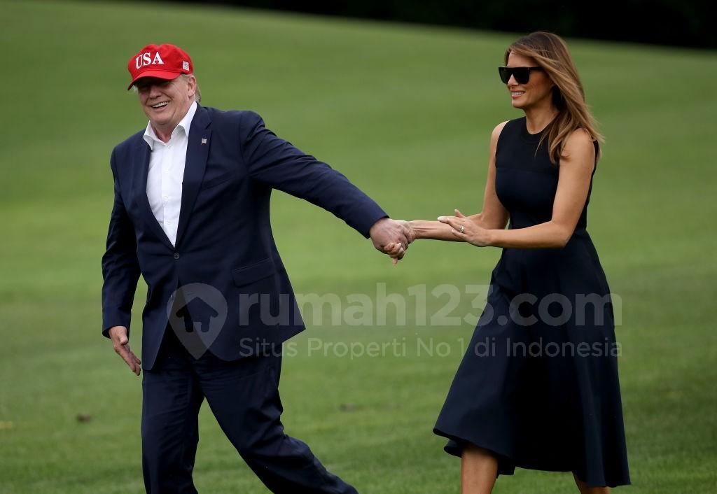 Donald Trump- Rumah123.com
